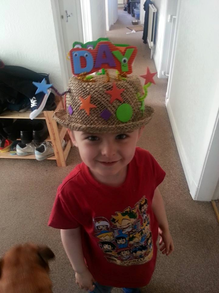 Silly Hat A