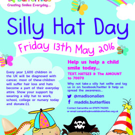 Silly Hat Day 2016