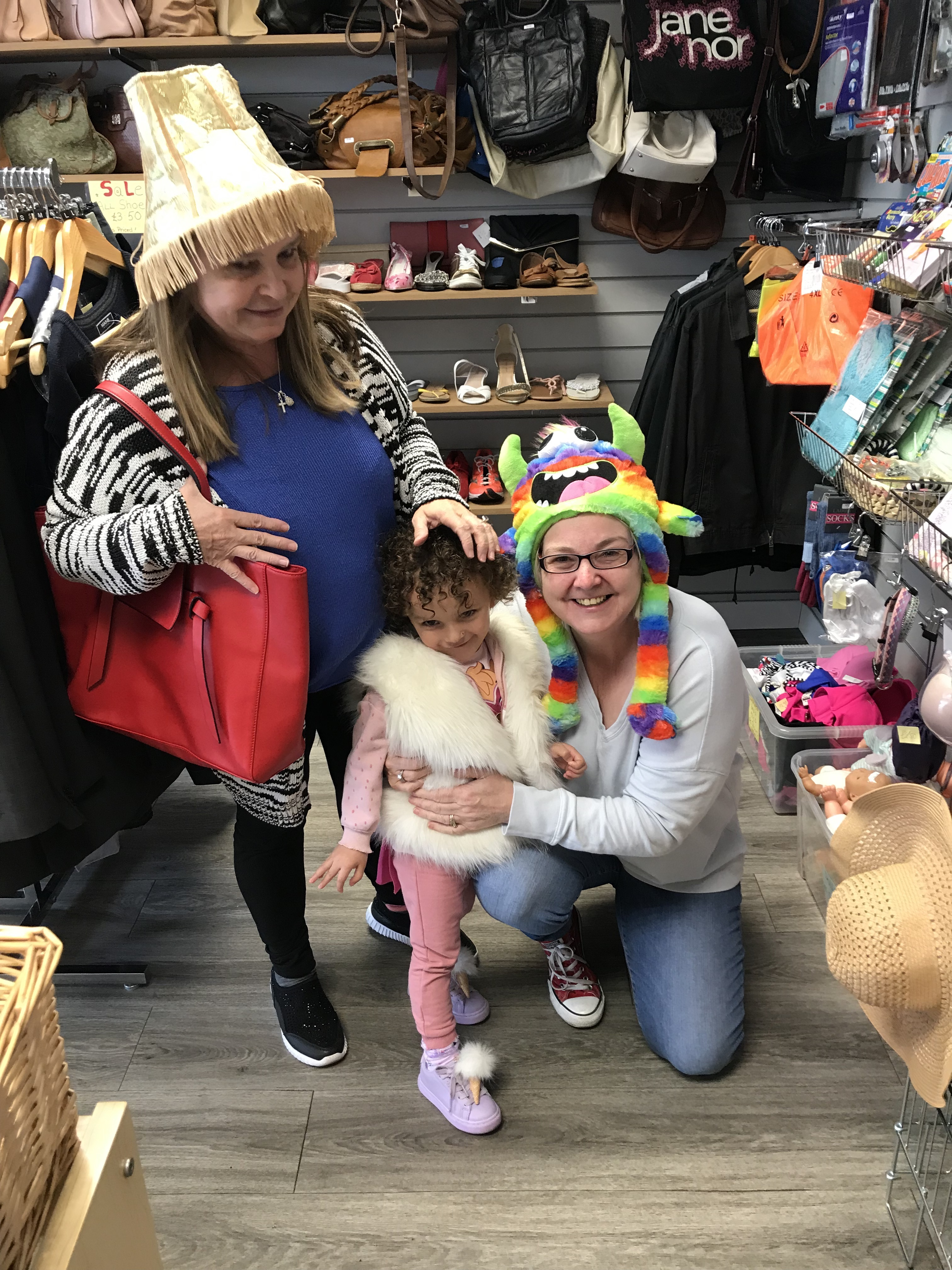 Silly Hat Day 13 2019