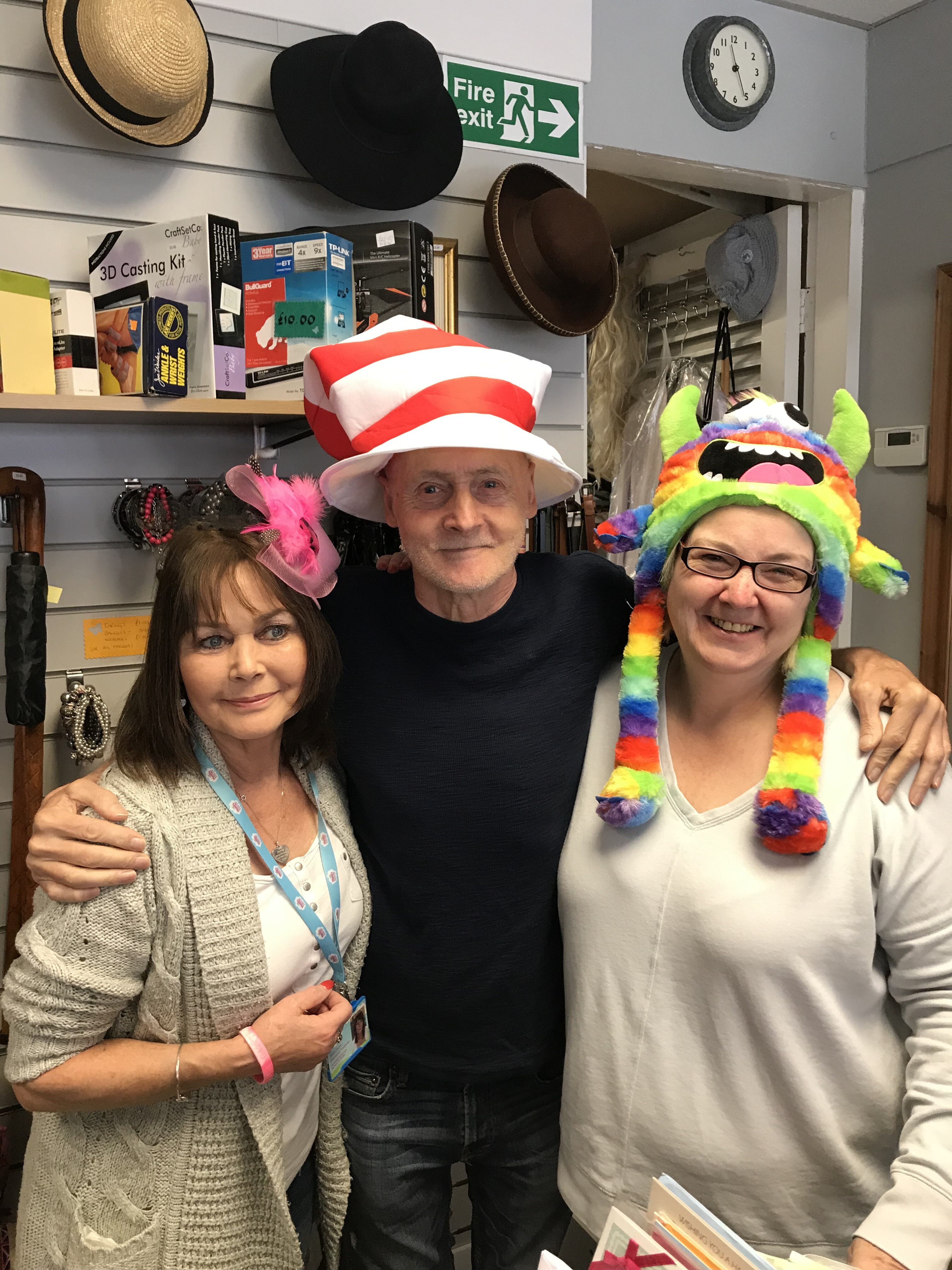 Silly Hat Day 17 2019