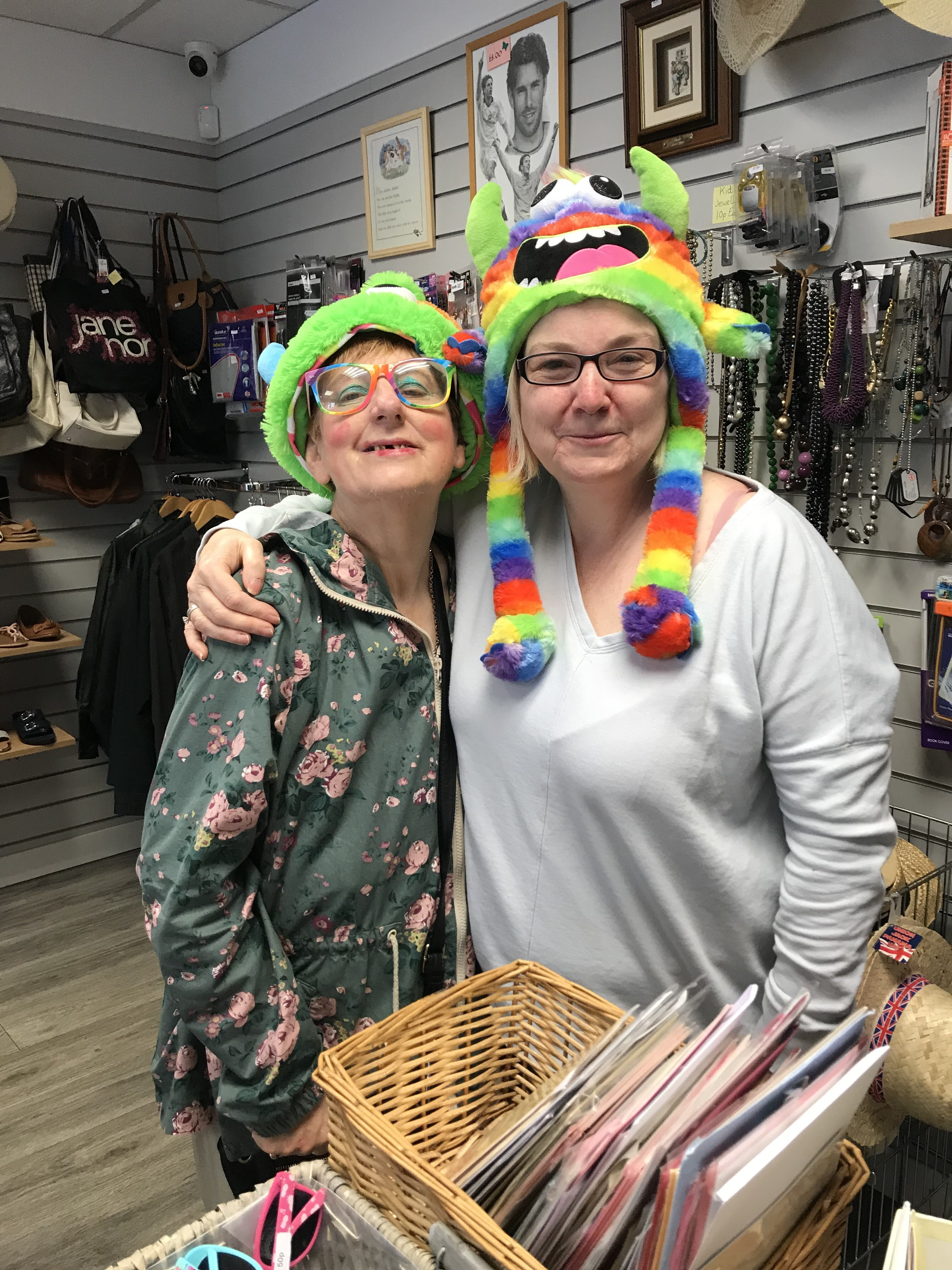Silly Hat Day 20 2019