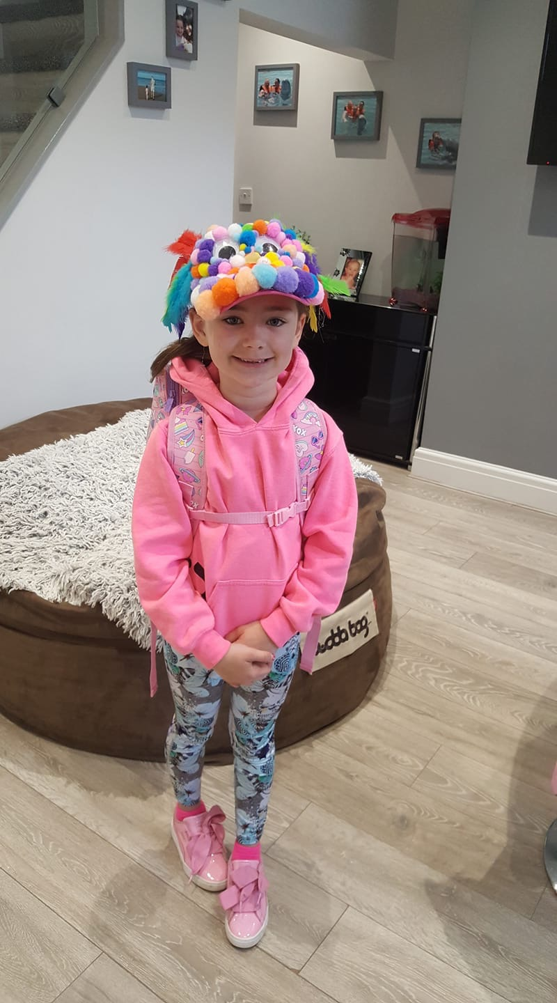 Silly Hat Day 21 2019