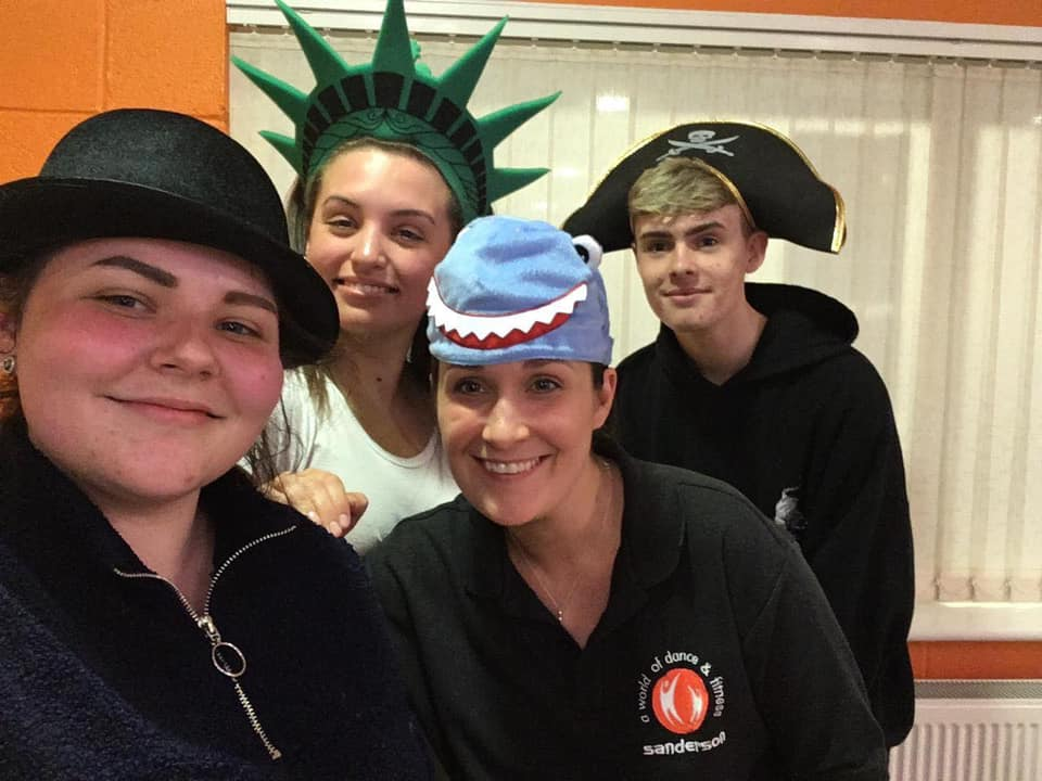 Silly Hat Day 22 2019