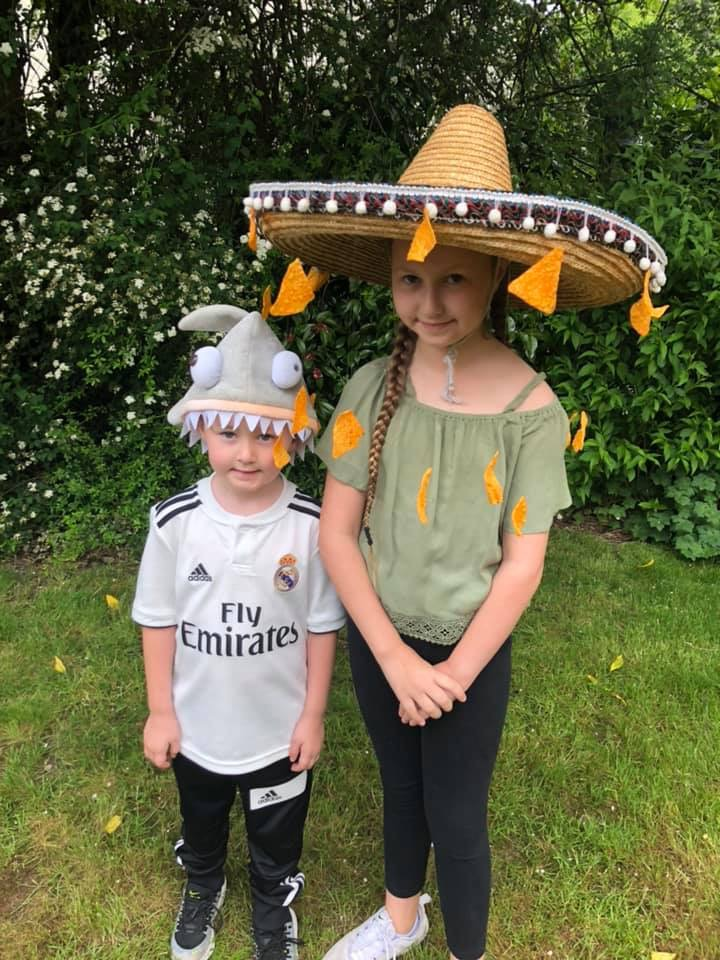 Silly Hat Day 23 2019