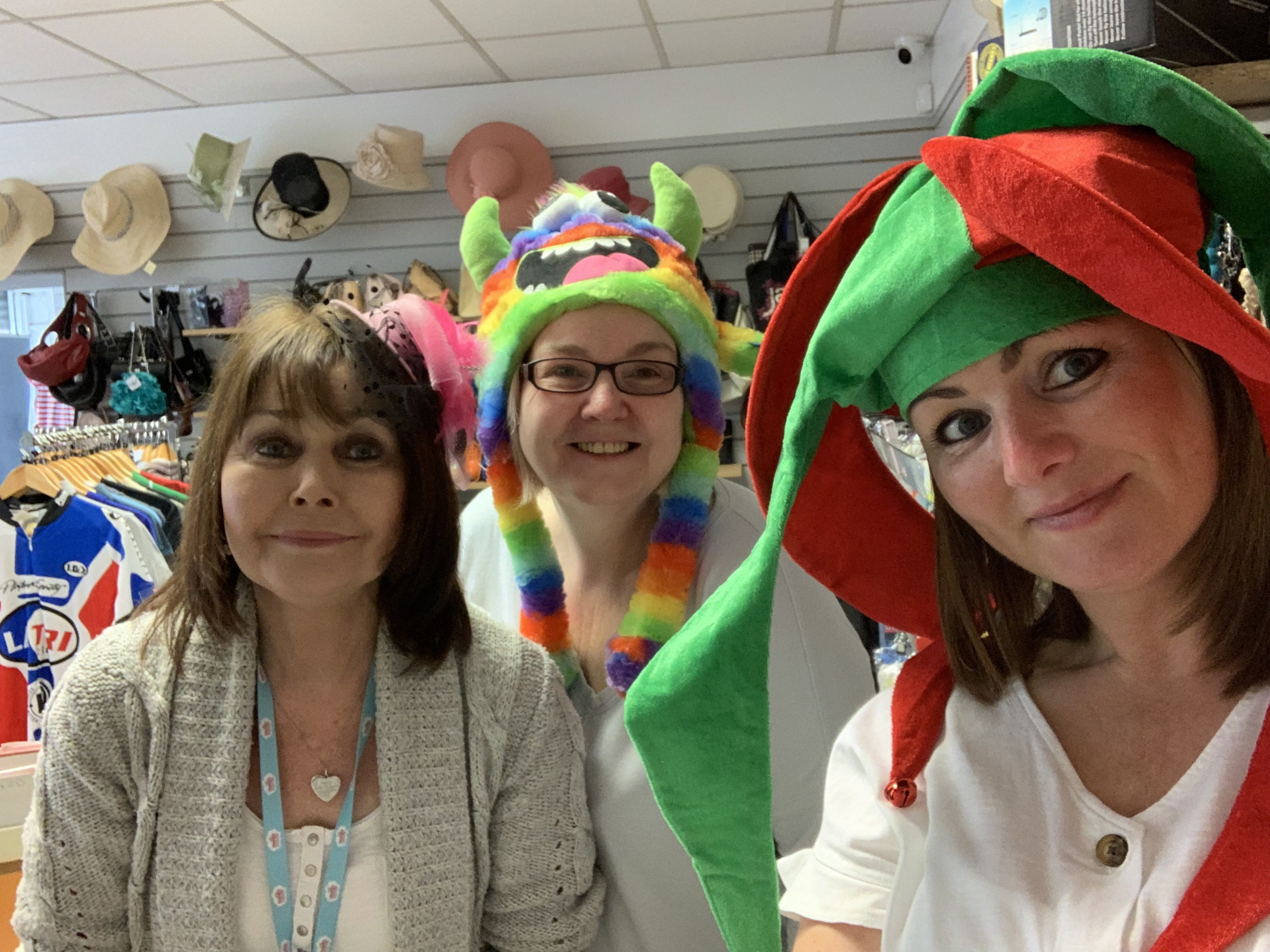 Silly Hat Day 24 2019