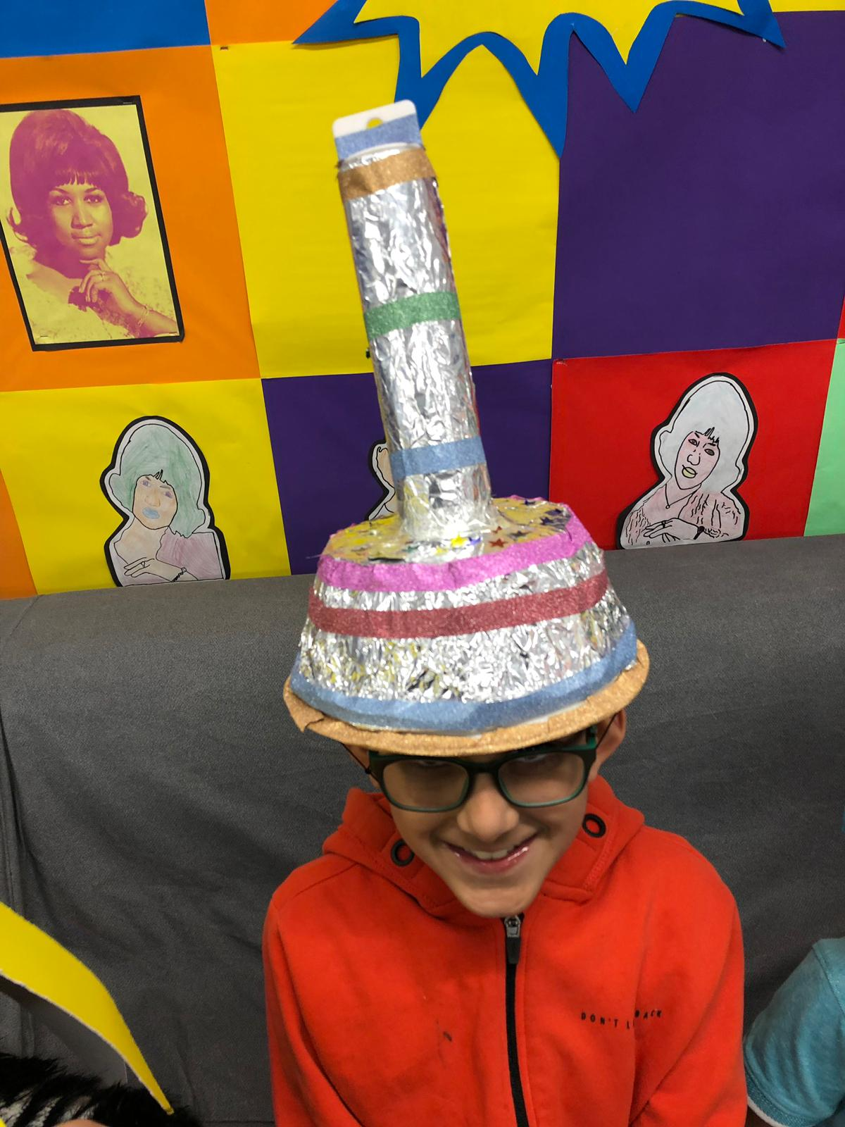 Silly Hat Day 27 2019