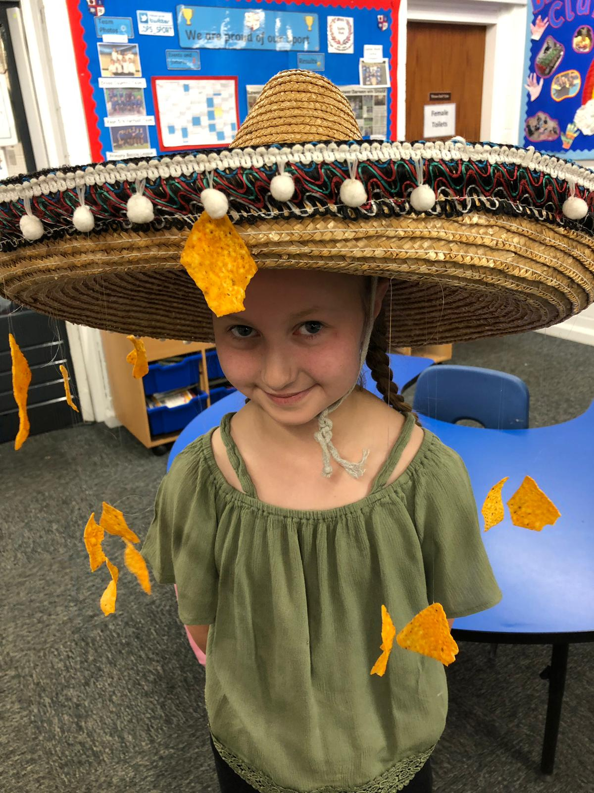 Silly Hat Day 29 2019