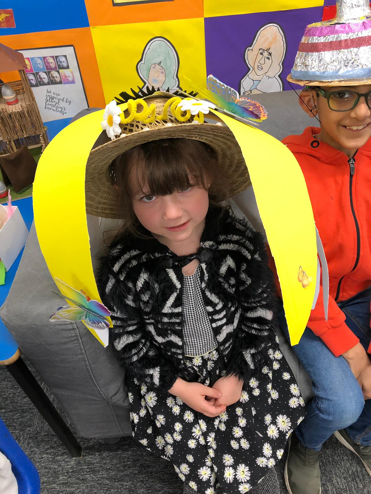 Silly Hat Day 30 2019