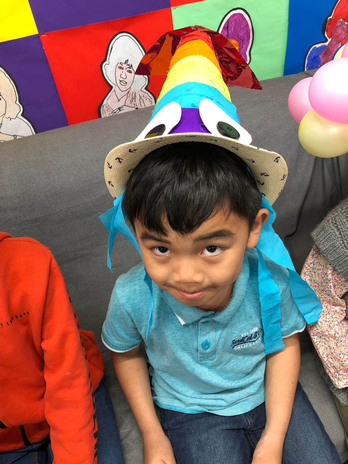 Silly Hat Day 31 2019