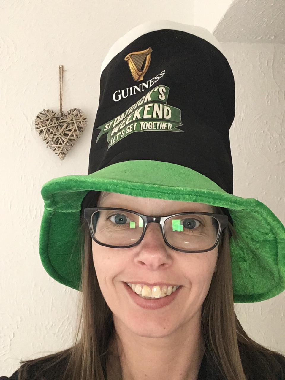 Silly Hat Day 32 2019