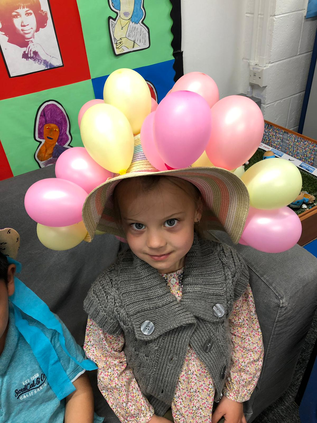 Silly Hat Day 33 2019