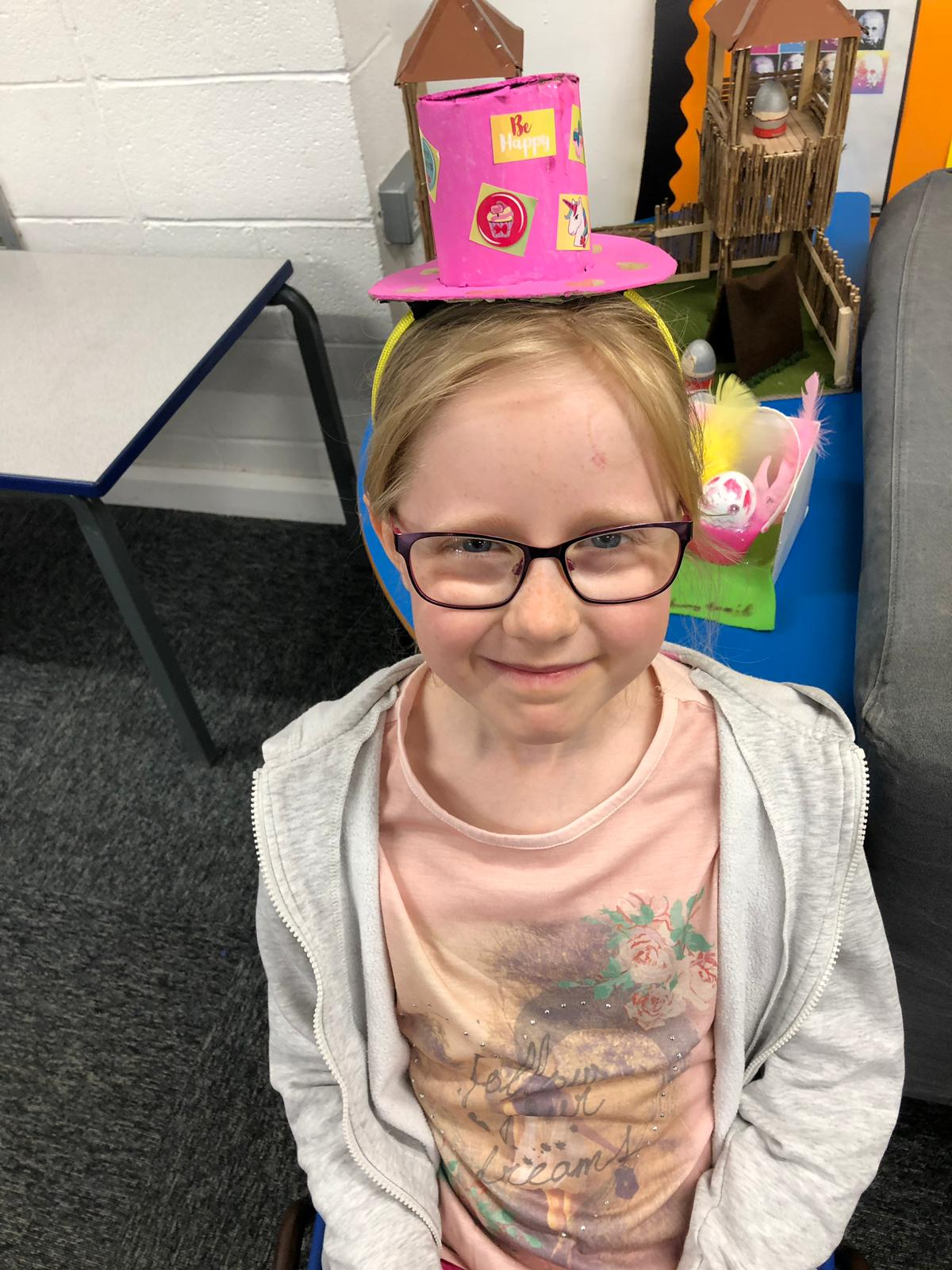 Silly Hat Day 34 2019