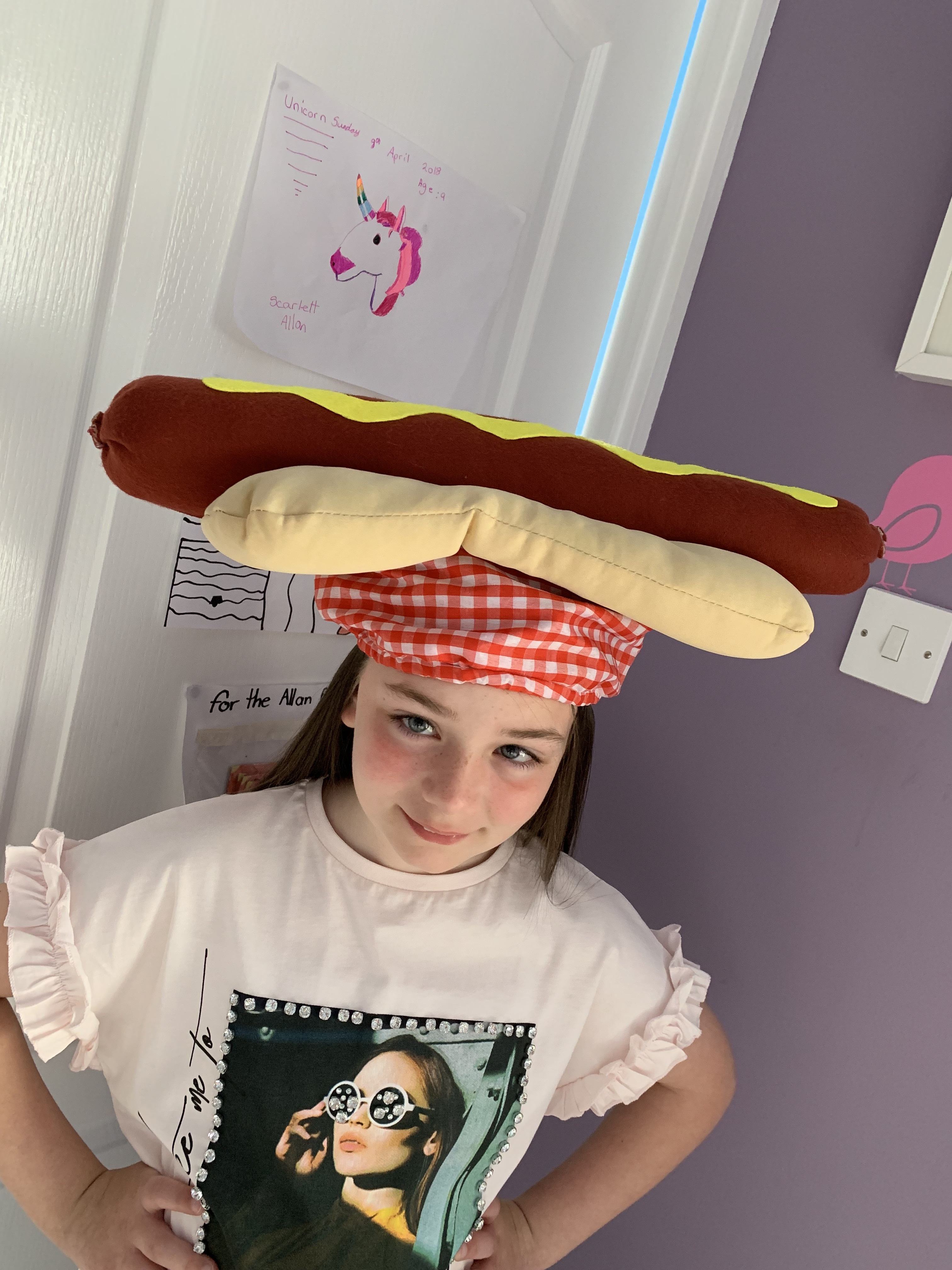 Silly Hat Day 35 2019