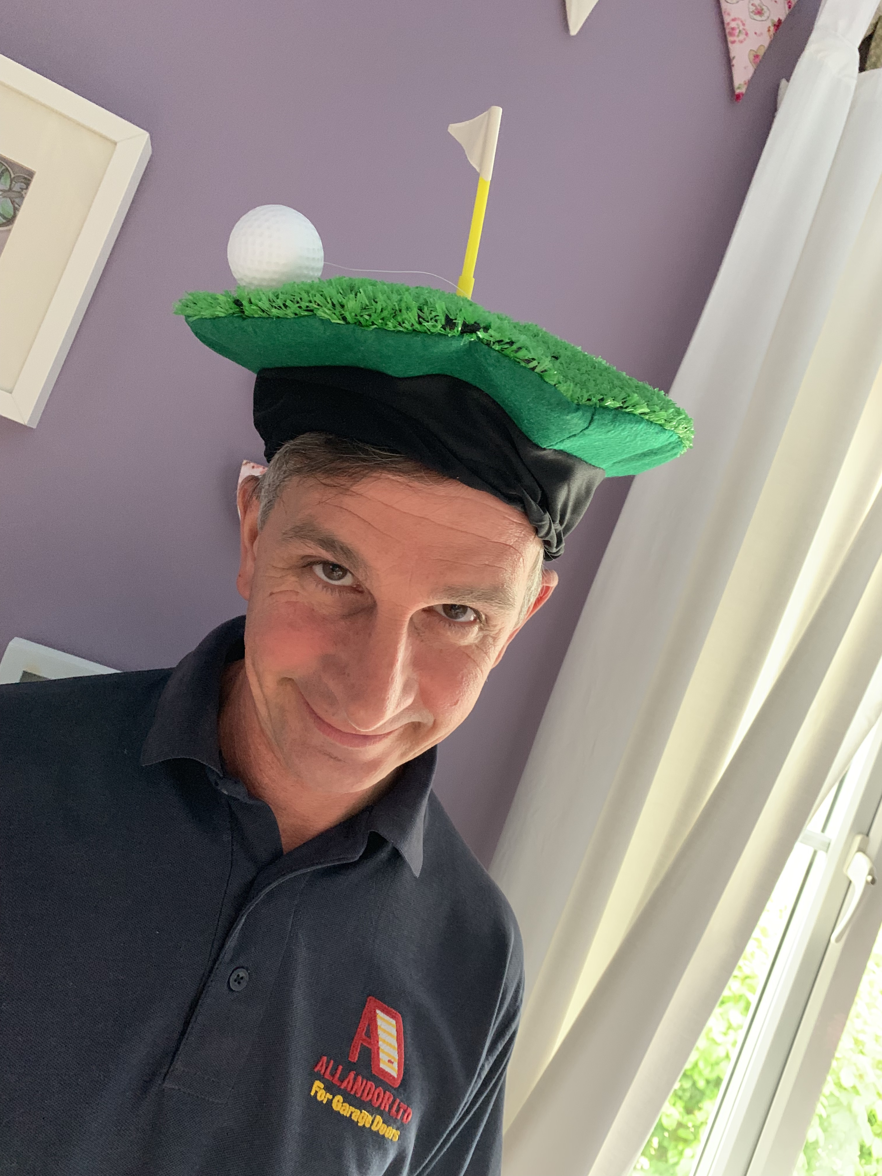 Silly Hat Day 36 2019