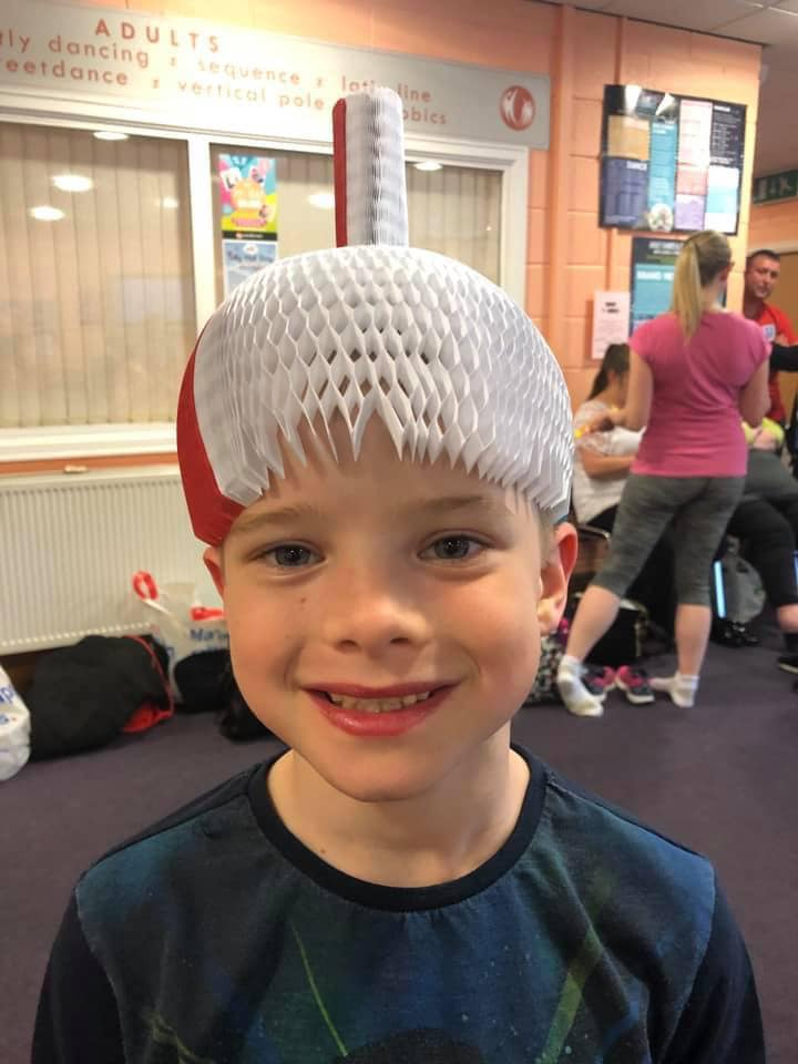 Silly Hat Day 4 2019