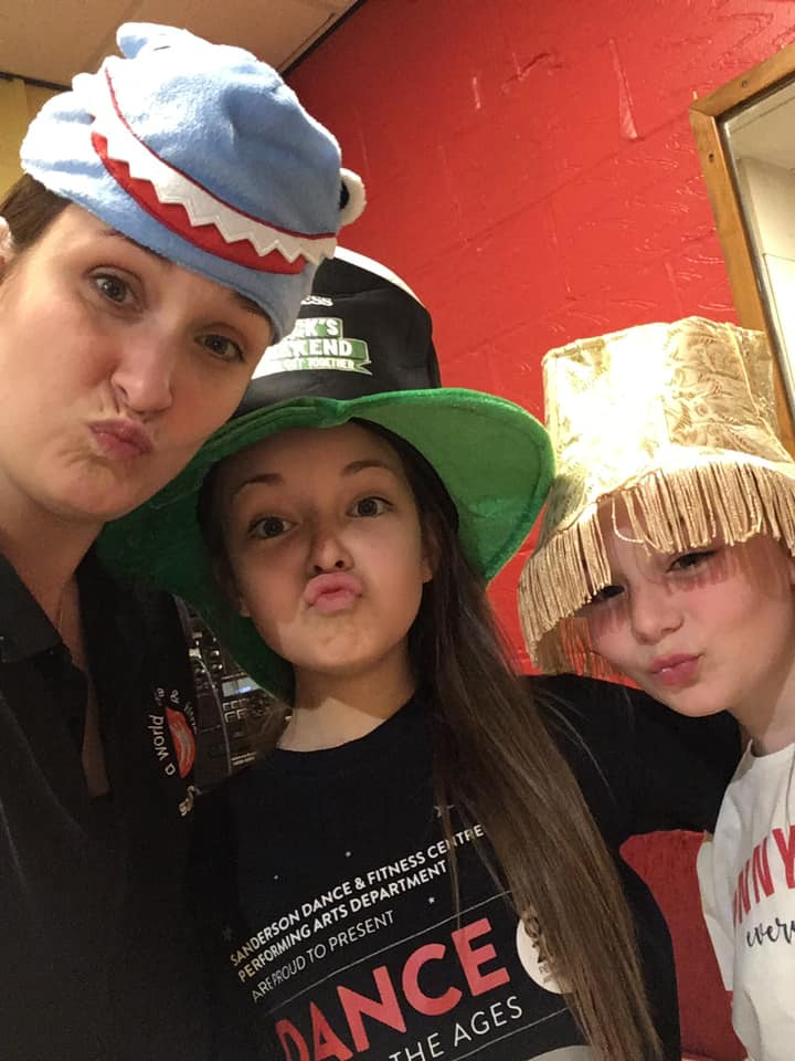 Silly Hat Day 6 2019
