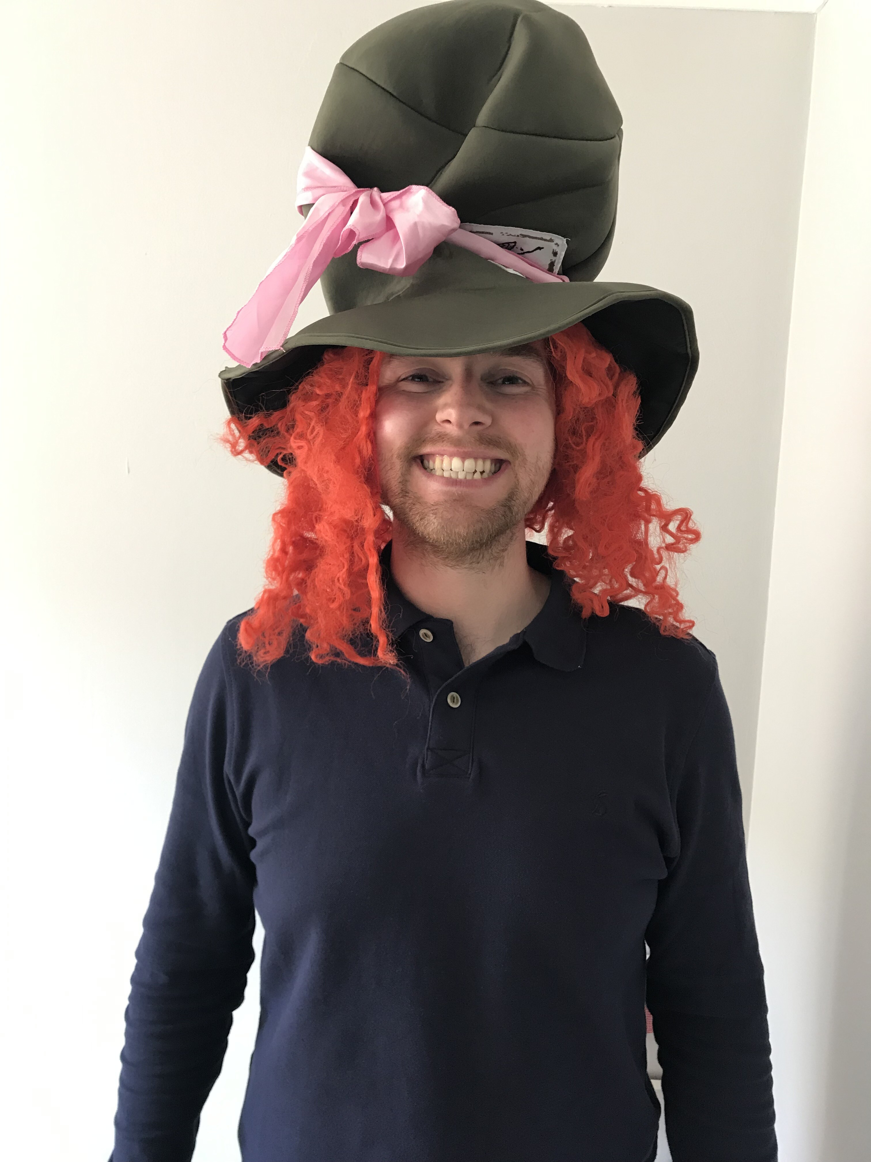 Silly Hat Day 8 2019